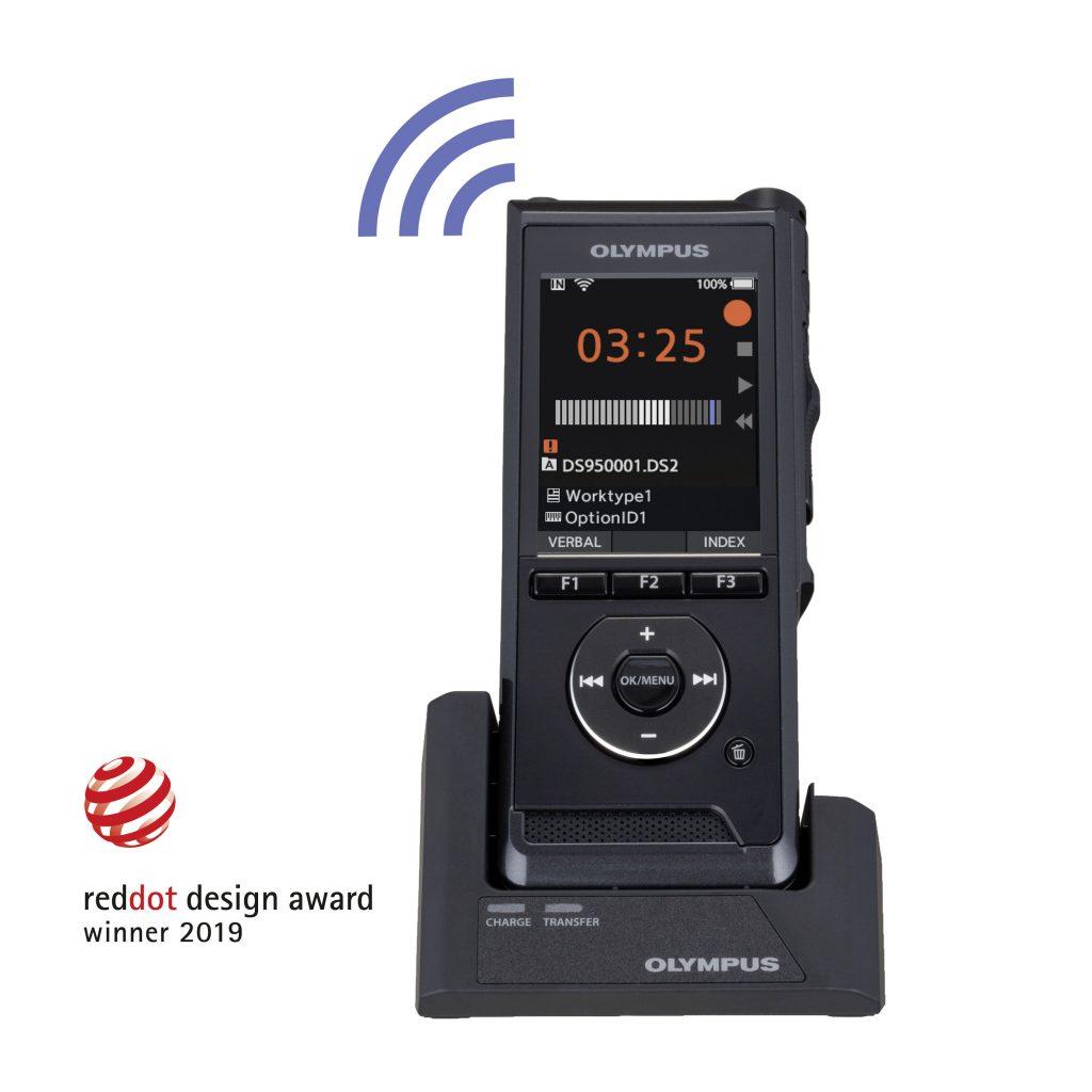 Olympus DS9500 Red Dot Award Winner 2019