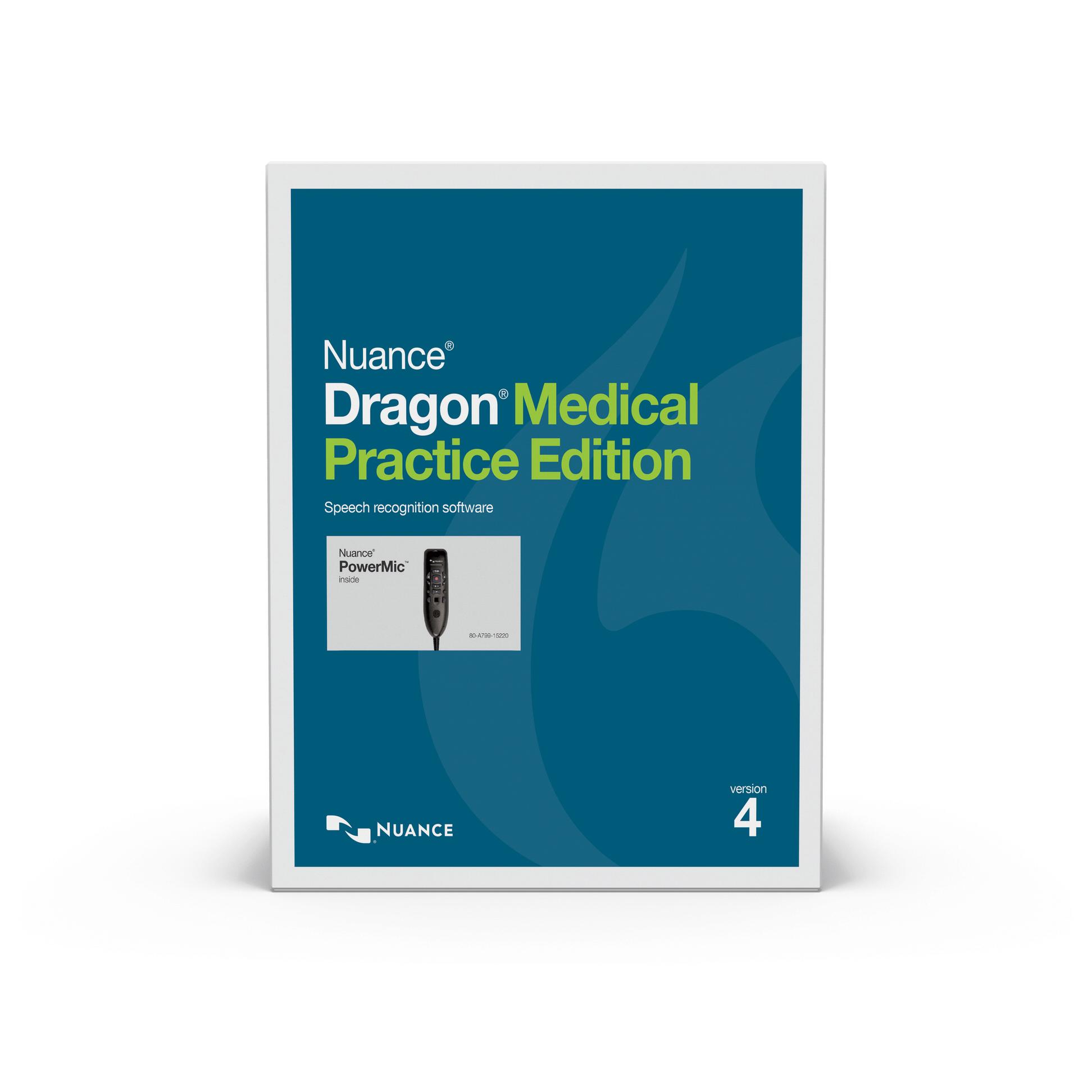 Dragon Medical speech recognition software VoicePower Ltd