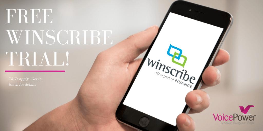 winscribe free trial