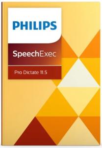 Philips SpeechExec Pro Dictate 11 VoicePower Ltd