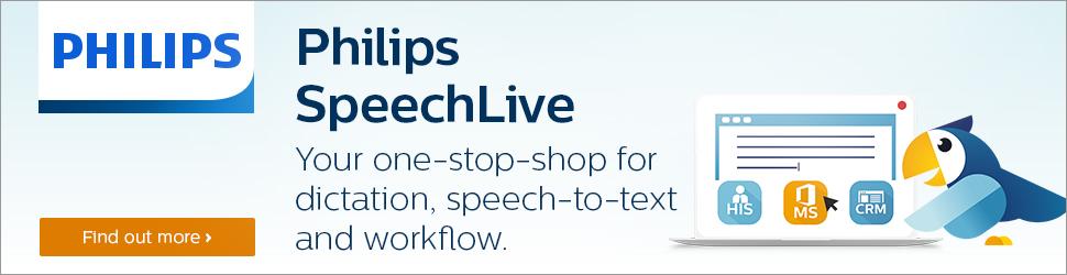 SpeechLive update